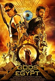 Gods of Egypt (2016) Poster - Movie Forum, Cast, Reviews