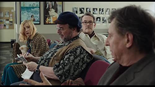 No Pay, Nudity Trailer Starring Gabriel Byrne, Frances Conroy and Nathan Lane
