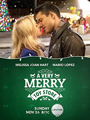 Movie A Very Merry Toy Store (2017)