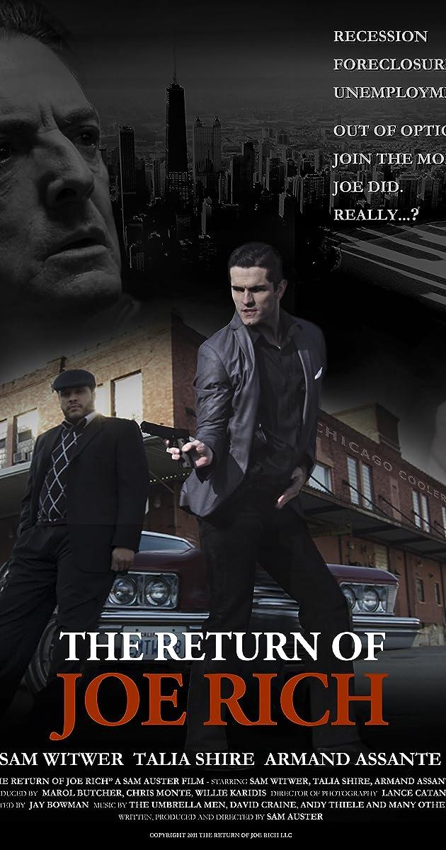 Subtitle of The Return of Joe Rich