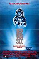 DeepStar Six (1989) Poster