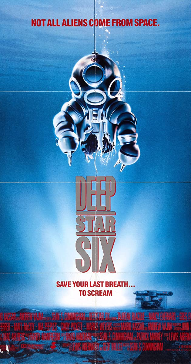 Subtitle of DeepStar Six