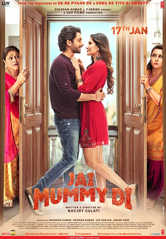 Jai Mummy Di (2020) Hindi NF WebRip 720p | 480p x264 AAC