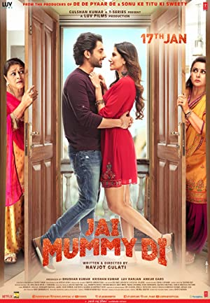 Download Jai Mummy Di (2020) Hindi Movie 720p | 480p WebRip 900MB | 300MB