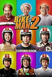 Bikeman 2 Poster
