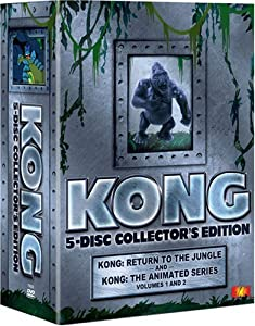 Kong: The Animated Series download movies