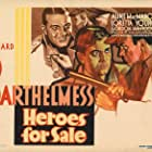 Richard Barthelmess and Gordon Westcott in Heroes for Sale (1933)