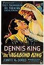 The Vagabond King (1930) Poster