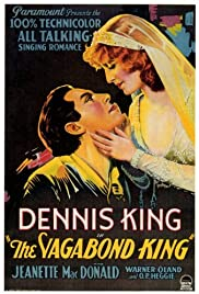 The Vagabond King (1930) Poster - Movie Forum, Cast, Reviews