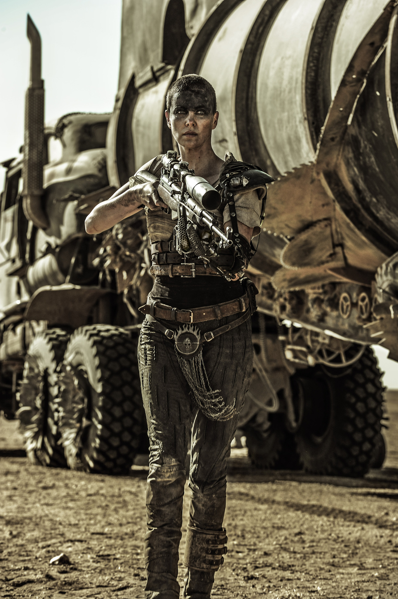 Charlize Theron in Mad Max: Fury Road (2015)