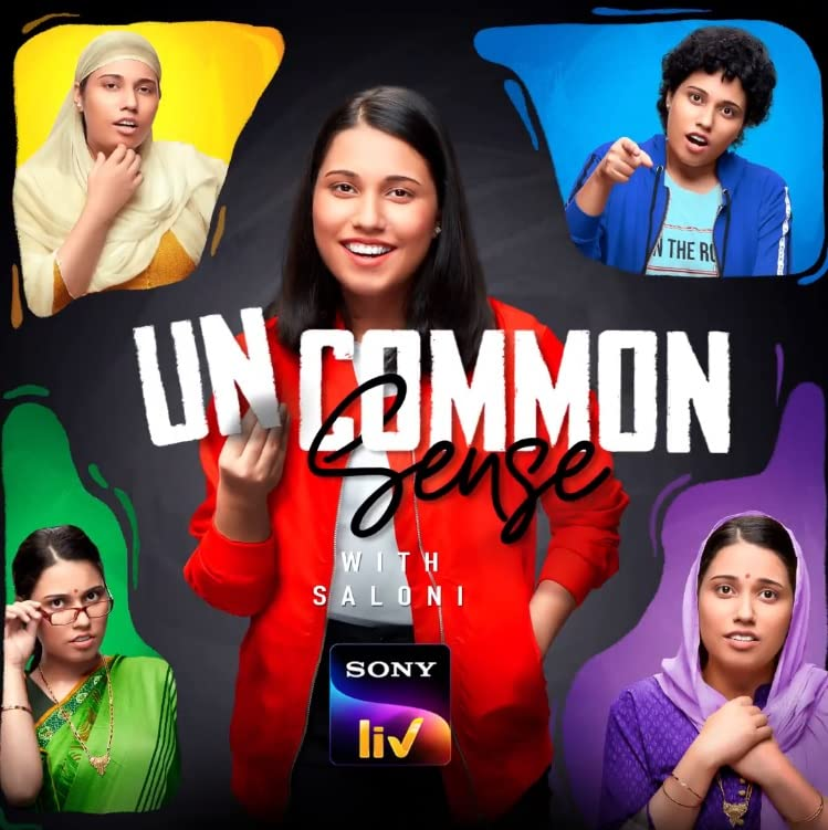 Uncommon Sense with Salon (2021) Season 1 SonyLIV Original