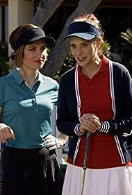 Zooey Deschanel and Zoe Lister-Jones in New Girl (2011)