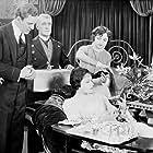 Julia Faye, Lila Lee, Thomas Meighan, and Gloria Swanson in Male and Female (1919)