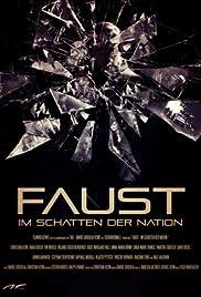 Faust-Im Schatten der Nation Poster