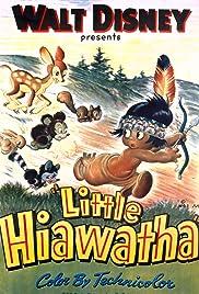 Little Hiawatha Poster
