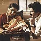 Nandamuri Balakrishna and Vidya Balan in NTR: Kathanayakudu (2019)