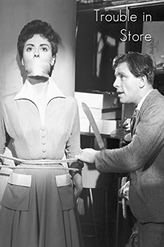 Lana Morris and Norman Wisdom in Trouble in Store (1953)