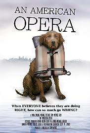 An American Opera Poster