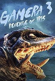 Gamera 3: Revenge of Iris Poster
