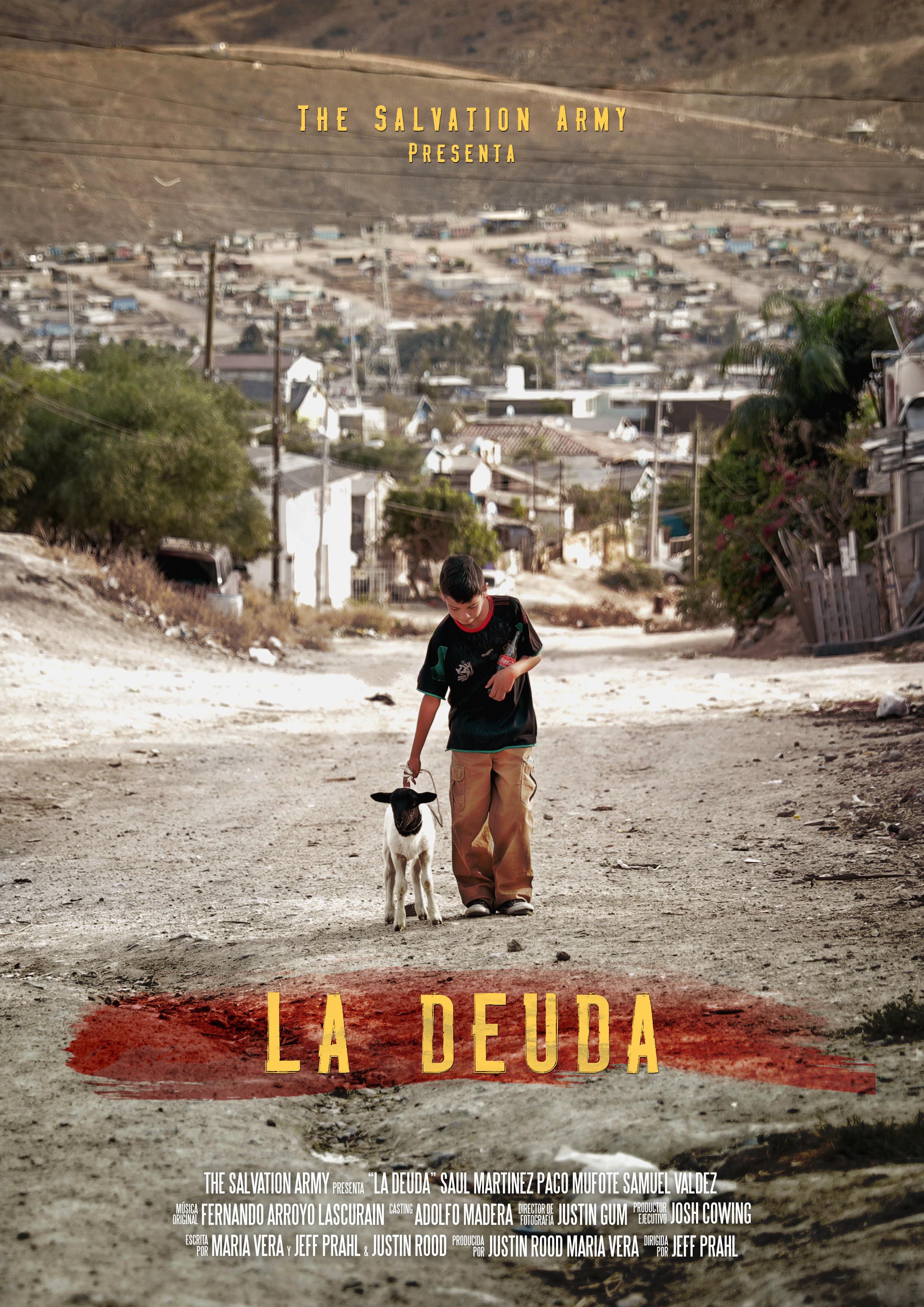 Saul Martinez in La Deuda (2021)