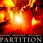 Kristin Kreuk and Jimi Mistry in Partition (2007)