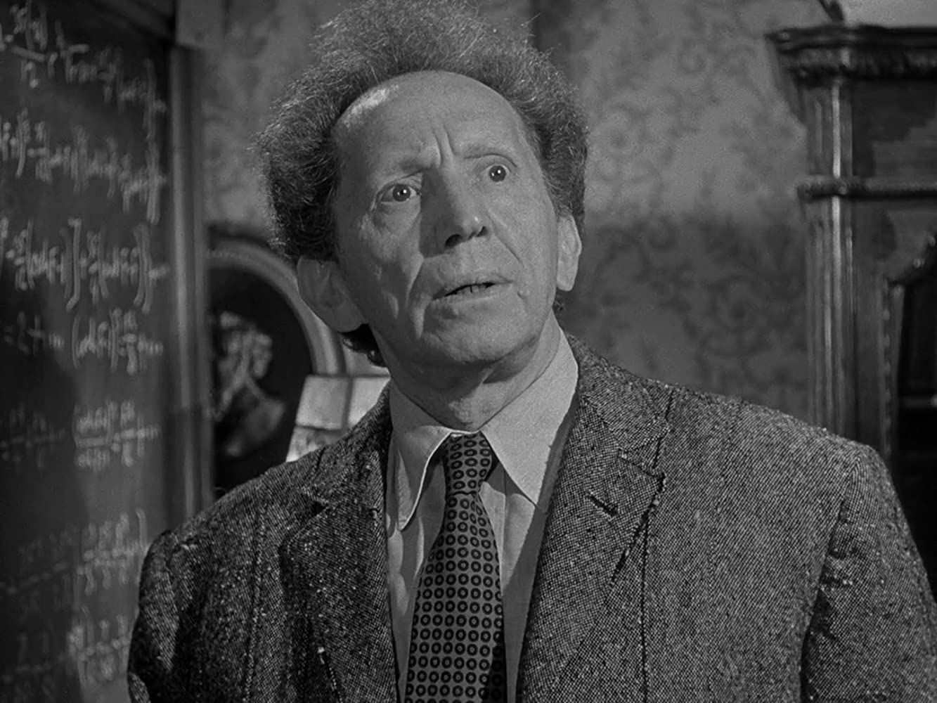Sam Jaffe in The Day the Earth Stood Still (1951)