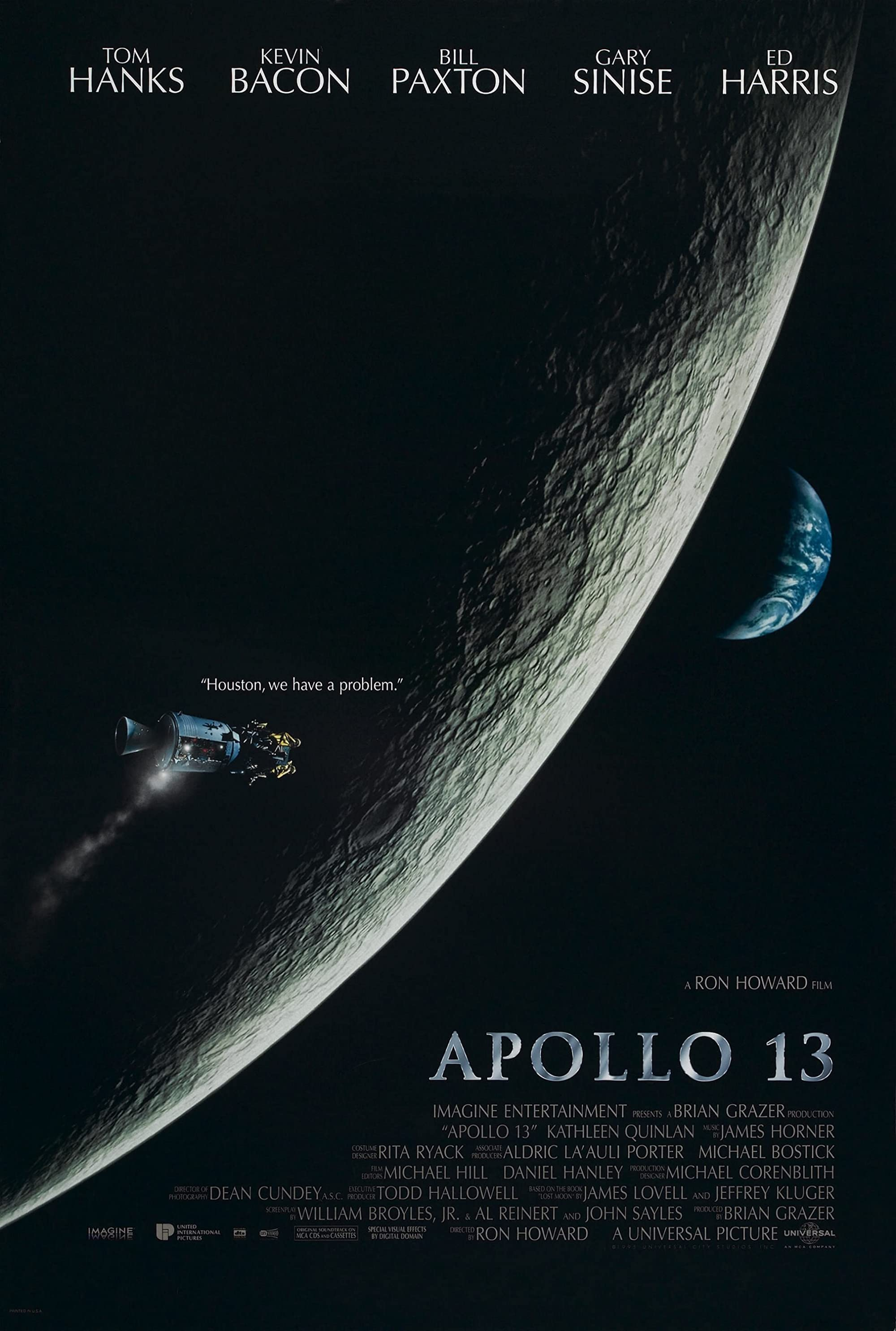 Apollo 13 (1995) Dual Audio Bangla Subtitle Movie