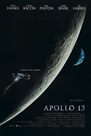 poster for Apollo 13
