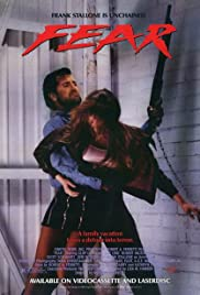 Fear (1988) Poster - Movie Forum, Cast, Reviews