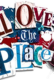 All Over the Place Poster