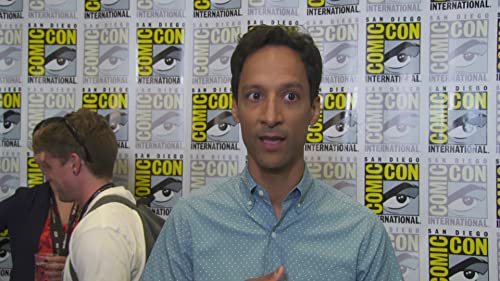 Powerless: Danny Pudi Describes His Character
