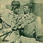René Donnio and Jean Gabin in Les gaîtés de l'escadron (1932)