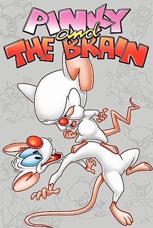 Pink e o Cerebro – Dublado