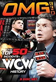 WWE: OMG! Volume 2 - The Top 50 Incidents in WCW Poster