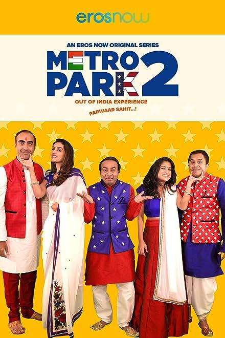 Metro Park 2021 (Season 2) WEB Series HDRip 720p