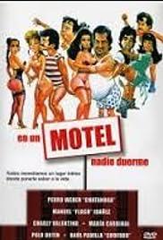 En un motel nadie duerme Poster