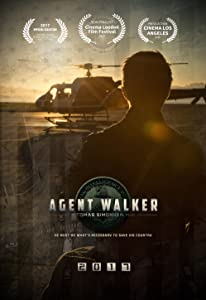 Whats a good movie to watch Agent Walker by none [640x960]