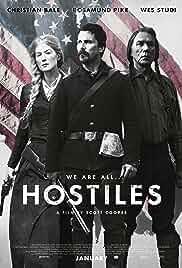 Watch Movie Hostile(2017)