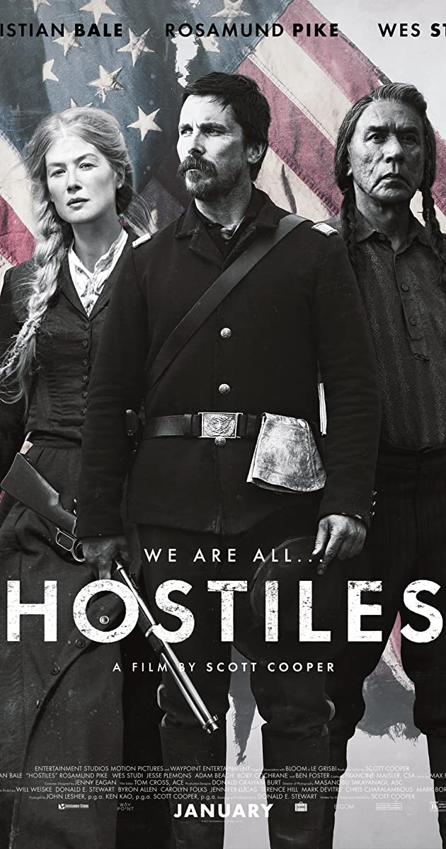 Subtitle of Hostiles