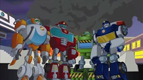 Trailer for Transformers: Rescue Bots - Roll to the Rescue