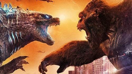 Team Godzilla or Team Kong? The Cast Chooses a Top Titan