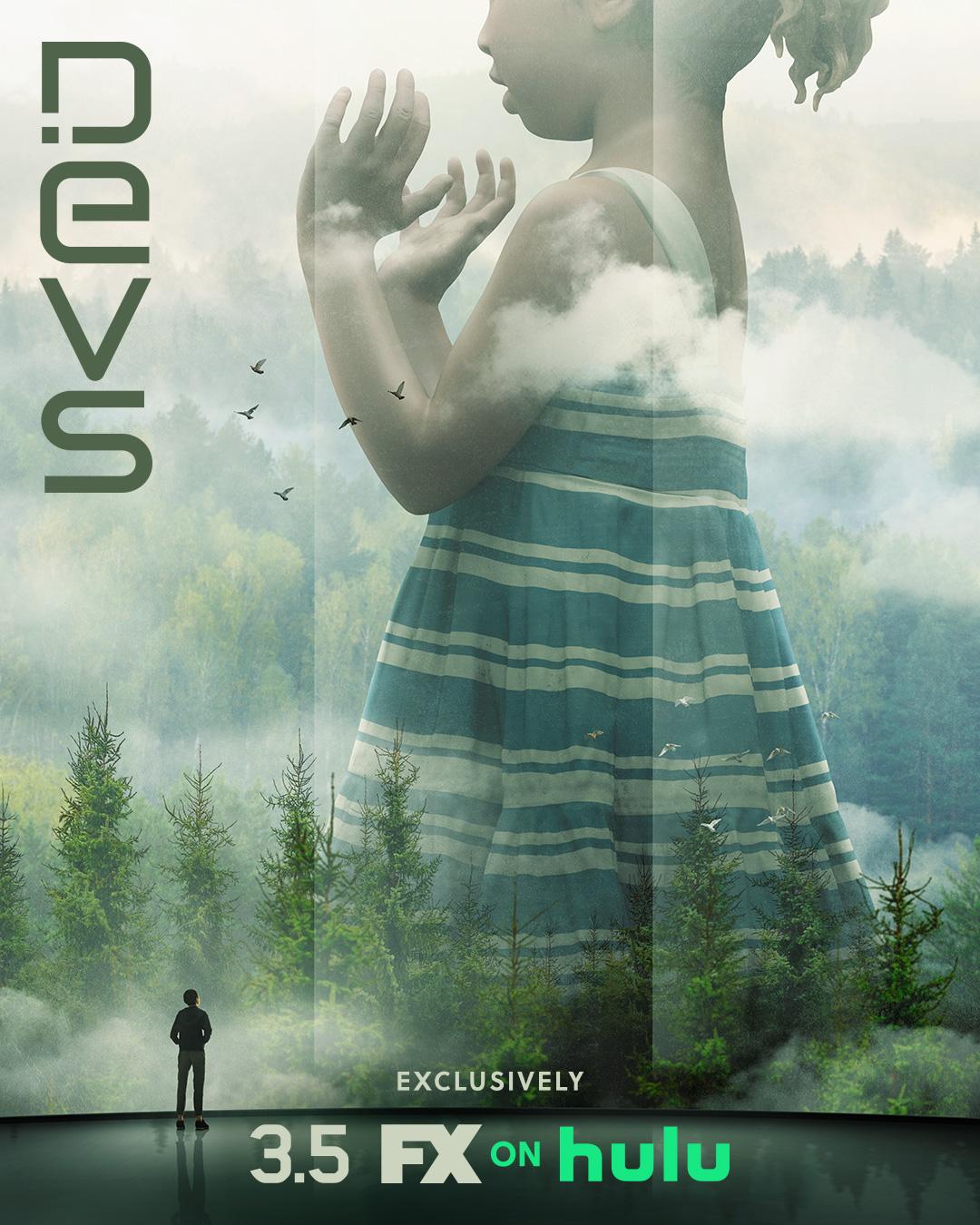 SLAPTA ORGANIZACIJA DEVS (1 sezonas) / DEVS