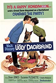 The Ugly Dachshund (1966) Poster - Movie Forum, Cast, Reviews