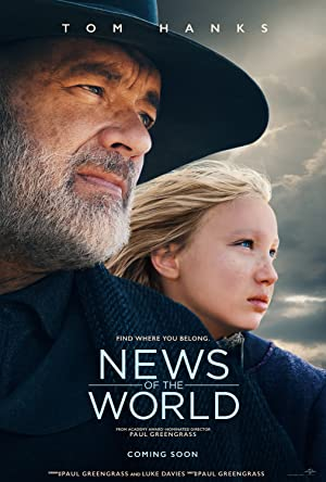 News of the World (2020) Full Movie HD 1080p