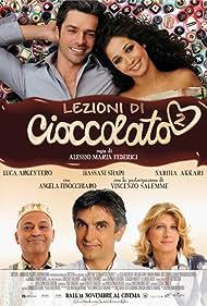 Angela Finocchiaro, Hassani Shapi, Luca Argentero, and Nabiha Akkari in Lezioni di cioccolato 2 (2011)