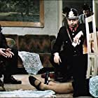 Jaroslav Marvan and Vladimír Mensík in Partie krásného dragouna (1971)