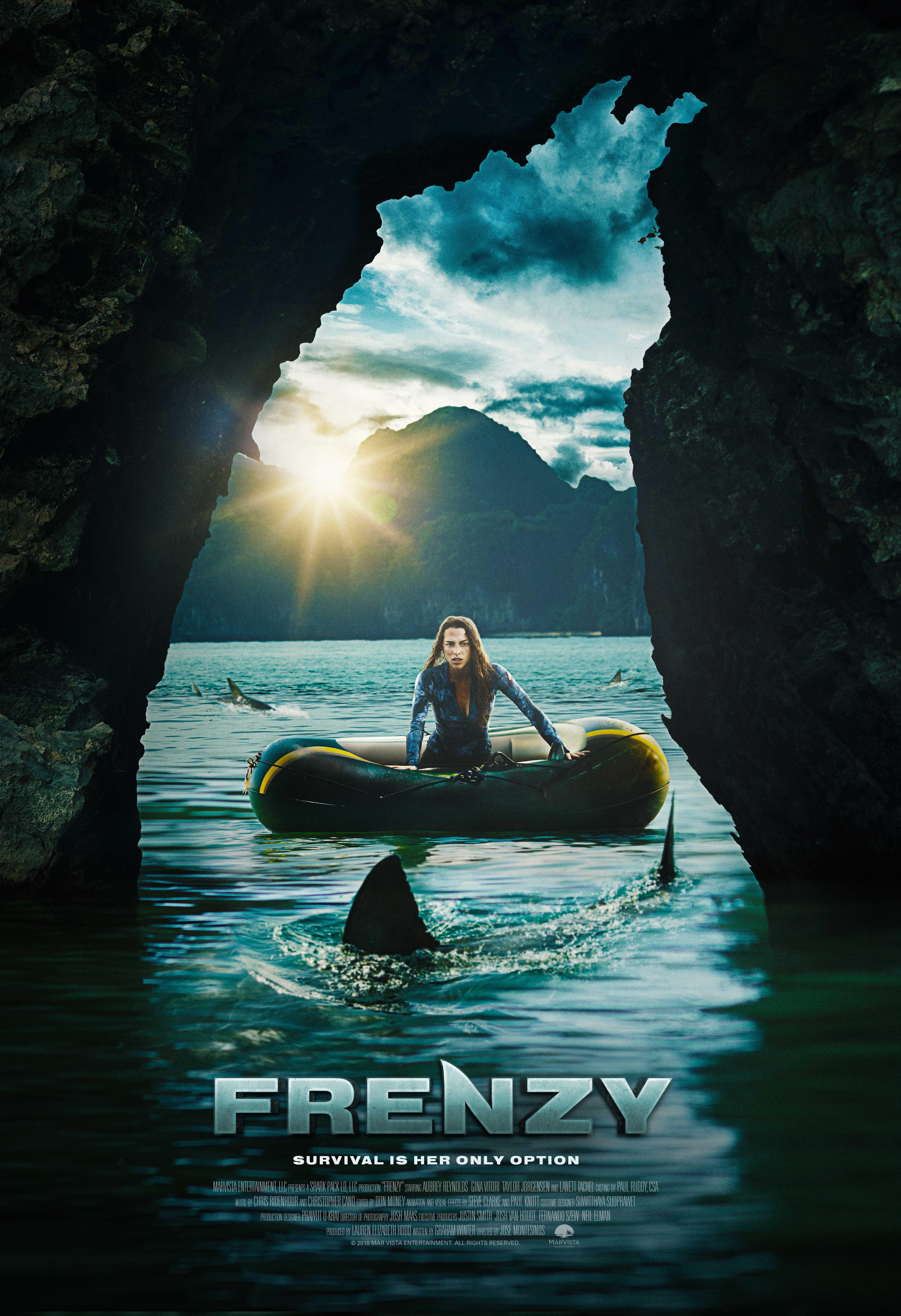 Frenzy (2018) BluRay 720p & 1080p