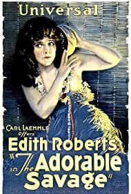 Edith Roberts in The Adorable Savage (1920)