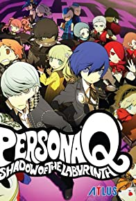 Primary photo for Persona Q: Shadow of the Labyrinth