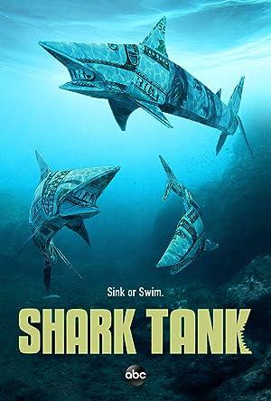 Shark Tank Box Art
